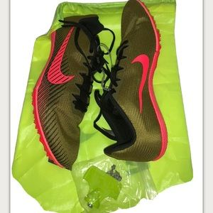 Nike Zoom Rival M 9 Spikes Racing Shoes Mens 10.5